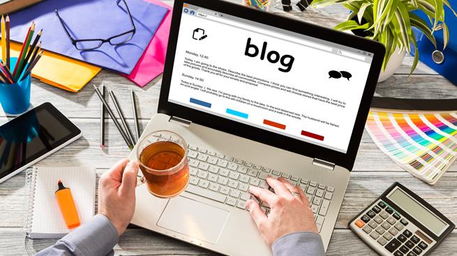 blog ne demektir