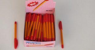 evde tükenmez kalem paketleme işi