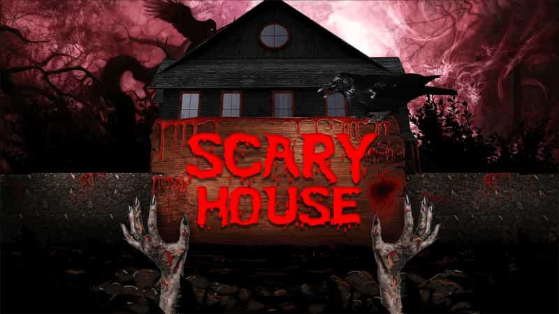 korku evi oyunu açmak