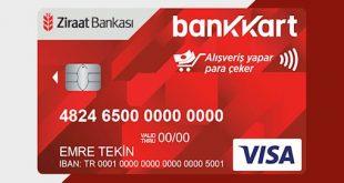 ziraat bankası bankkart şifresi alma
