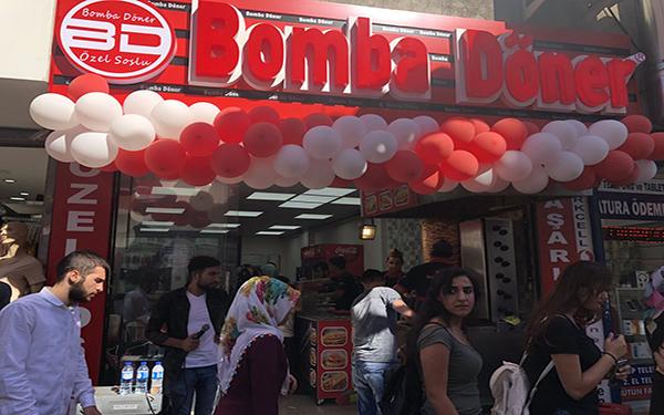 bomba döner bayilik şartları