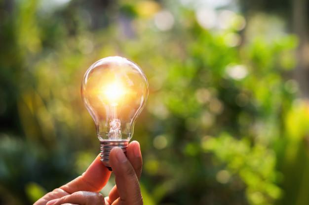 tasarruf lambaları kullanın
