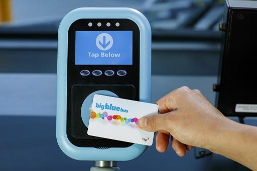 toplu taşıma kartı basmak