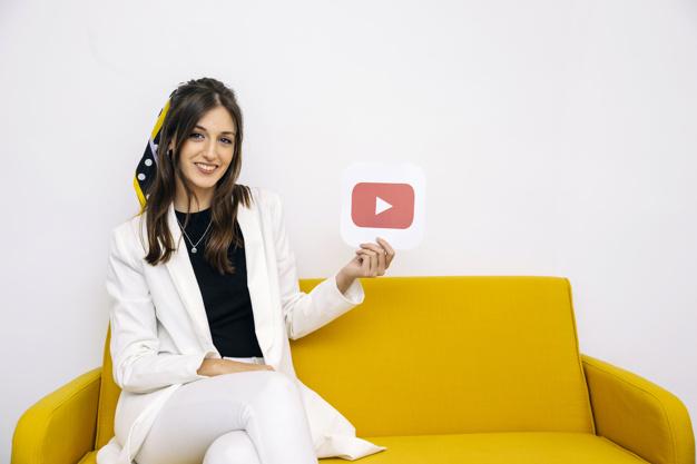 youtube'da çok az izleniyorum
