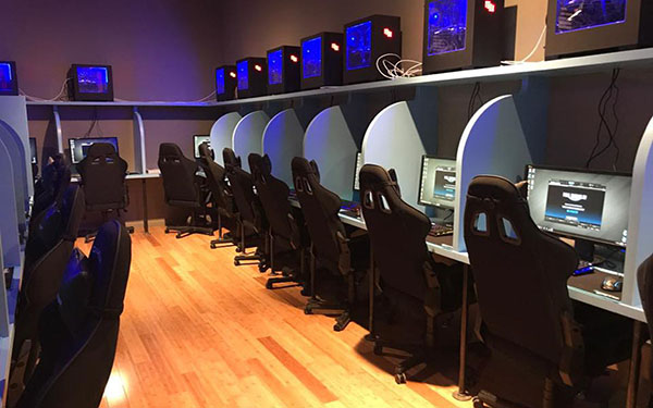 internet gaming cafe açmak