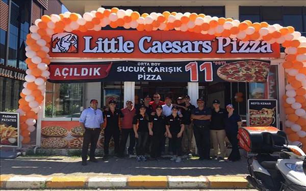 Little Caesars Pizza bayilik şartları
