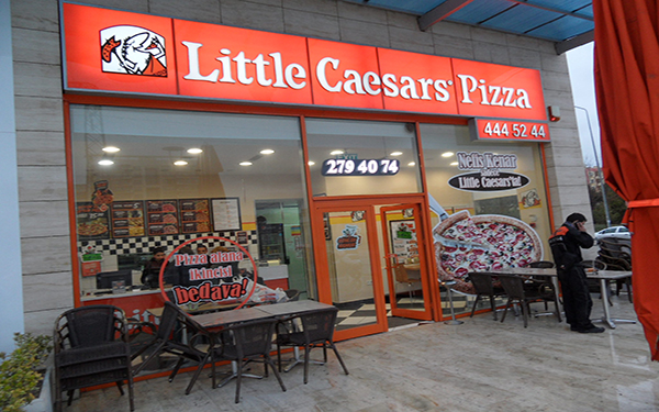 Little Caesars Pizza bayilik