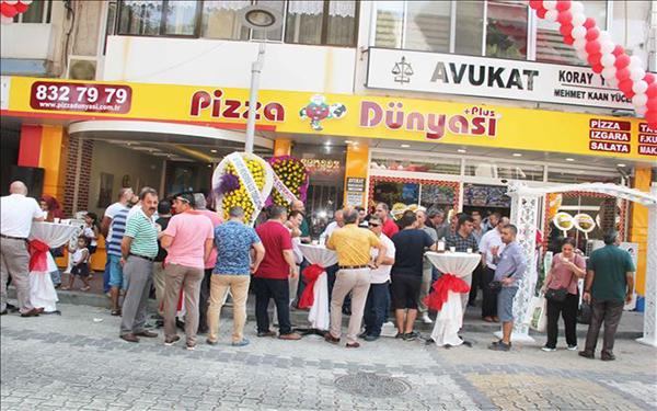 pizza dünyası bayilik şartları