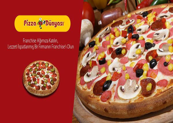 pizza dünyası bayilik