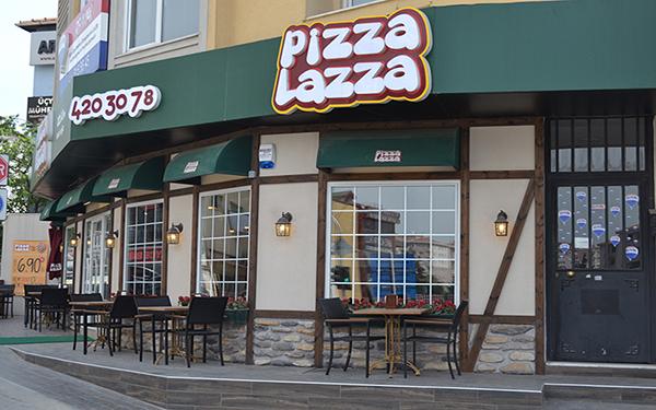 pizza lazza bayilik
