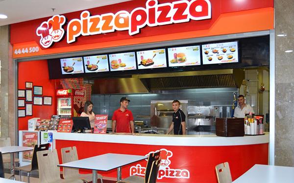 pizza pizza bayiliği