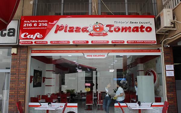 pizza tomato bayilik şartları