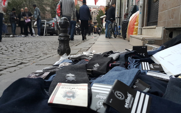 çorap satışı