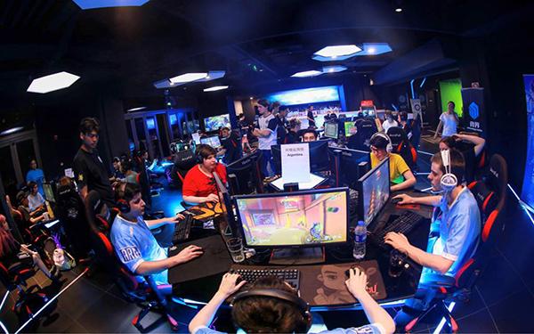 gaming cafe açılabilir