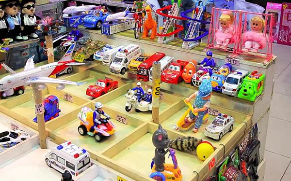 oyuncakçı dükkanı açmak
