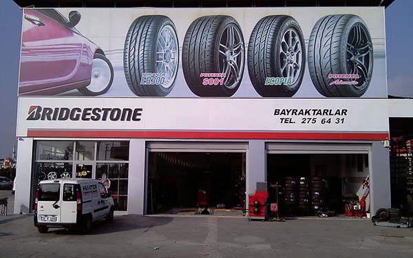 Bridgestone bayilik şartları