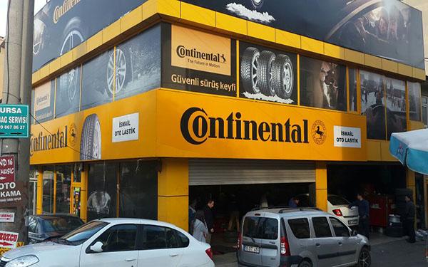 Continental bayilik başvurusu