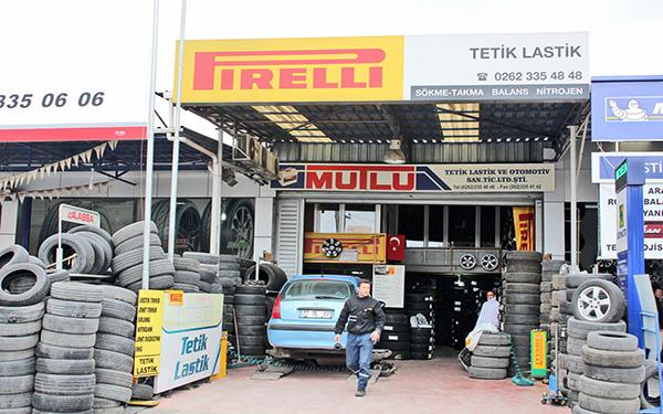 Pirelli bayilik şartları