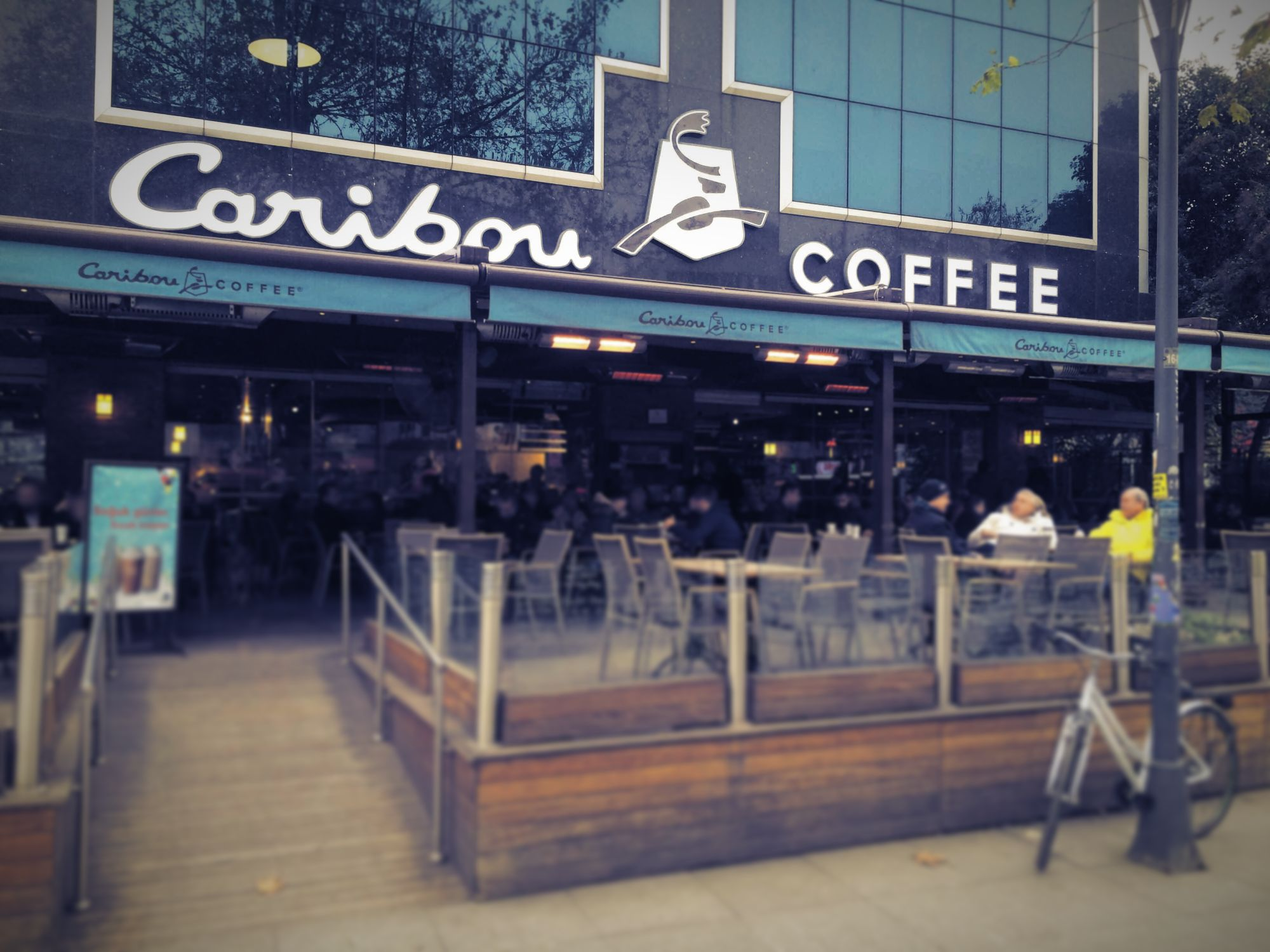 caribou cafe franchise ucreti