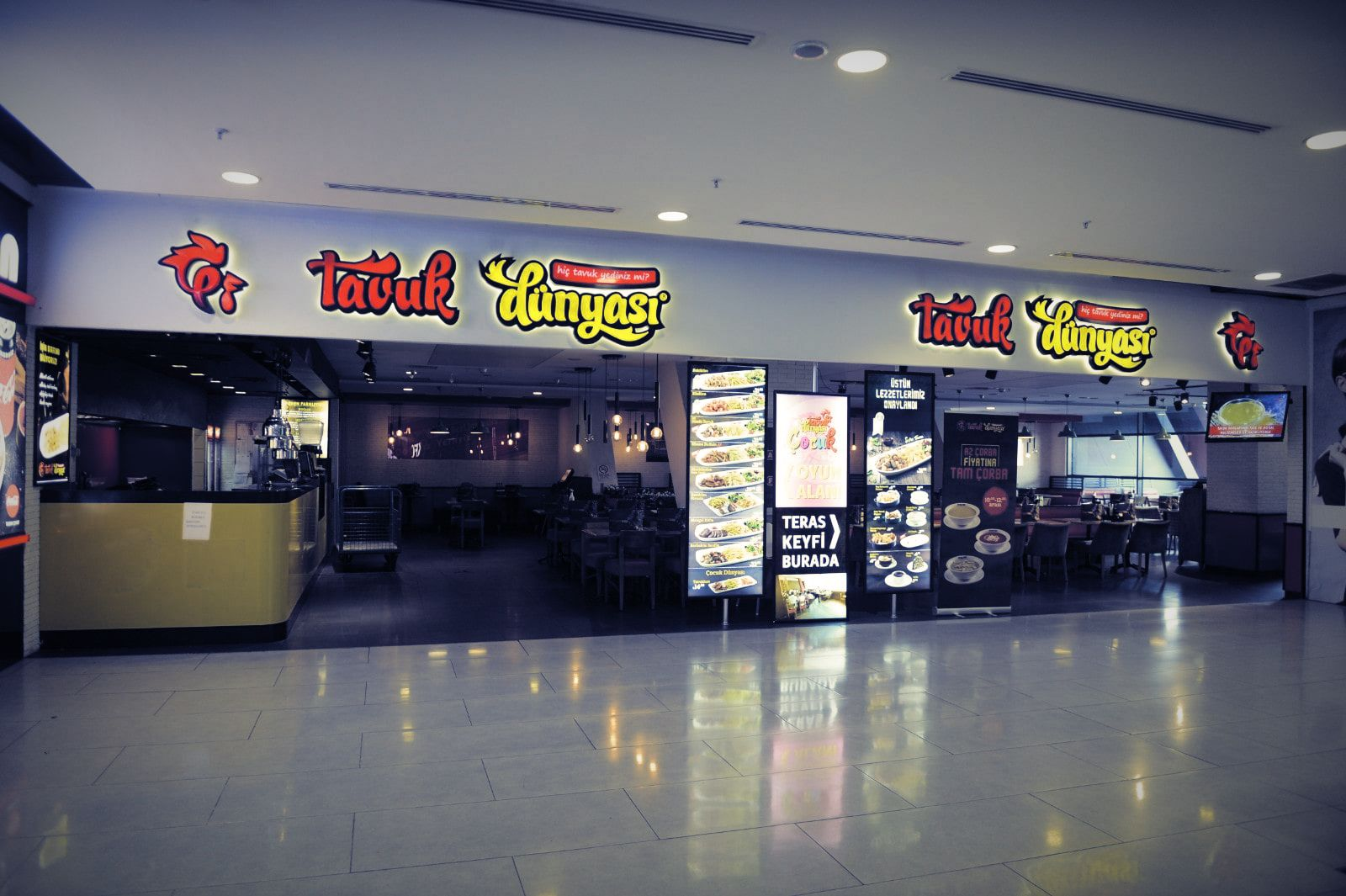 tavuk dunyasi franchise sartlari