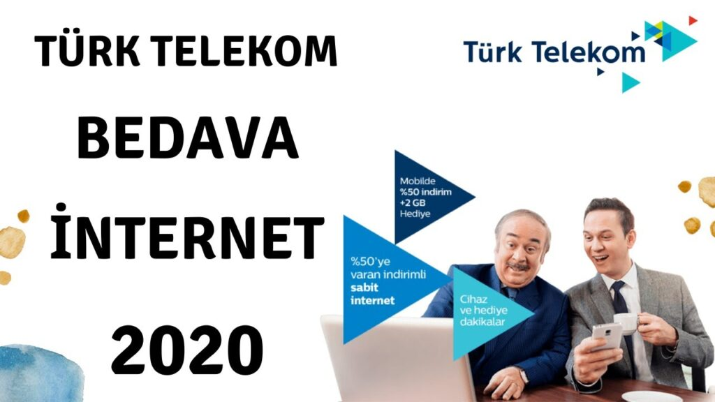 turk telekom bedava internet 1