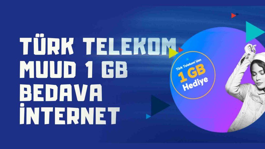 turk telekom bedava internet2